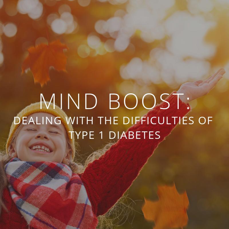 Marigold Whole Life Mind Boost Program for Type 1 Diabetes Cambridge